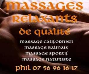 Massages relaxants de qualite a domicile