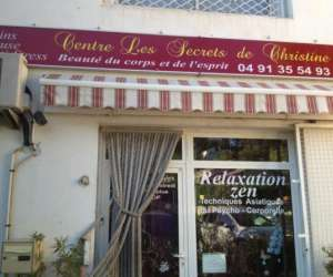 Les secrets de christine - centre de relaxation