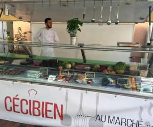 Cécibien au marché