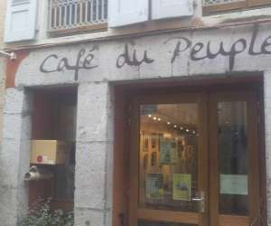 Association le fourmidiable -  café du peuple