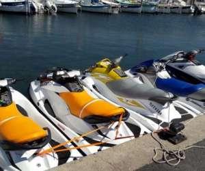 Nautic loca : location de jetski et bateau san spermis