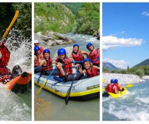Kayak rafting/ terra incognita raft...
