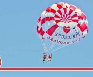 Parachute st raphaël