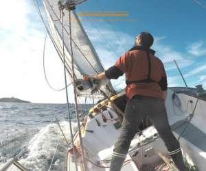 Mysail balade en mer