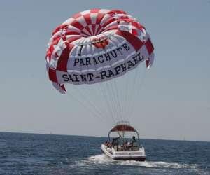 Parachute ascensionnel saint raphael