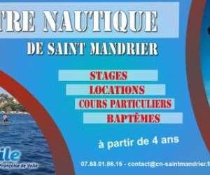 Centre nautique de saint mandrier