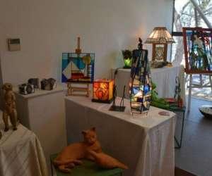 Atelier vitrail et sculpture