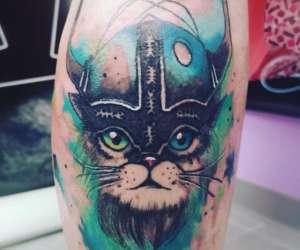 Ladyhawk tattoo