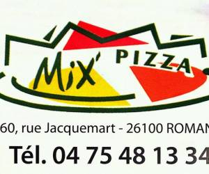 Mix pizza