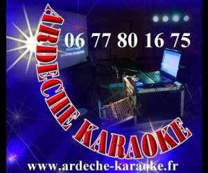 Ardèche karaoké