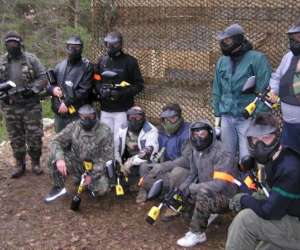 Wild paintball