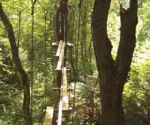Parc aventure leman forest