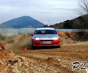 Ecole de pilotage rallye p2c racing