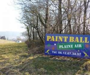 Paintball plaine air