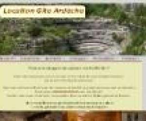 Ardechetour - locations de gites et activites en ardech