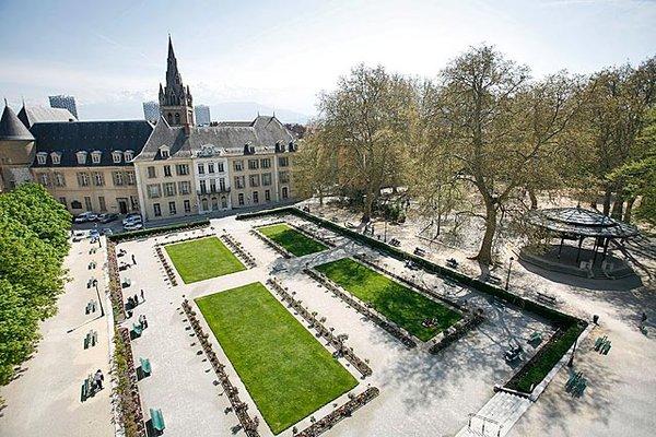 Jardin de ville grenoble 38000 t l phone horaires et avis - Restaurant jardin de ville grenoble ...