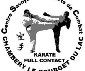Karate club bourget du lac