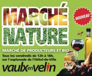 Marché nature de producteurs et bio