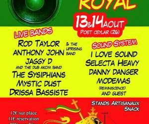Reggae royal