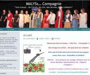 Malyss. compagnie.fr