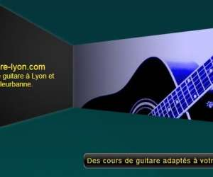Lyon guitare