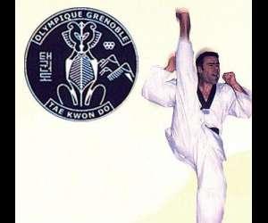 Olympique grenoble taekwondo