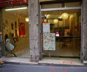 Atelier galerie maude ovize