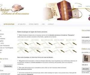 Librairie de livres anciens cerino