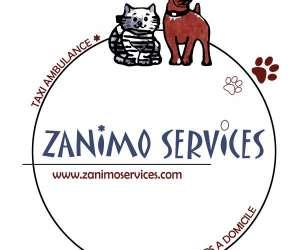 Taxi ambulance animalier
