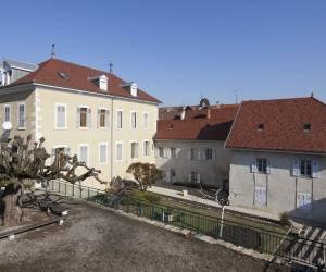 Maison de la galerie et seconde monastère de la visitat