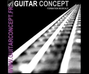 Guitar concept - cours de guitare a sainte foy les lyon