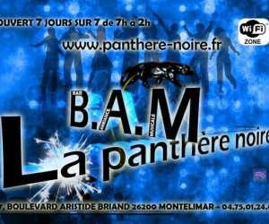 Bar la panthere noire