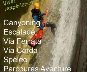 Cascade sport nature