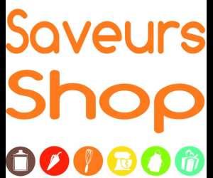 Espace gourmand saveurs shop concept