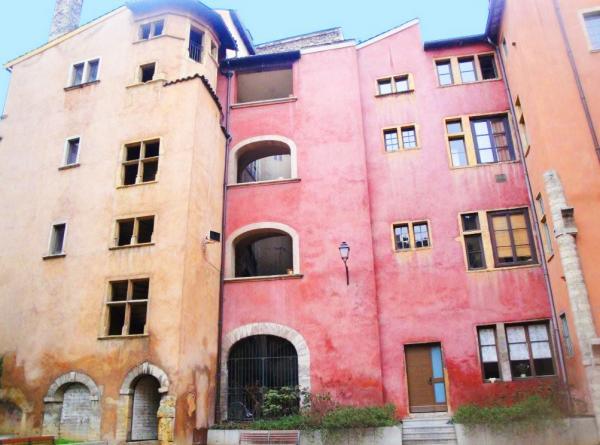 Chambres appart hotel lyon lyon 69005 for Appart hotel lyon