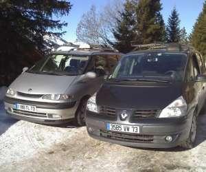Alba taxi transports