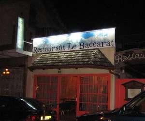 Restaurant le baccarat