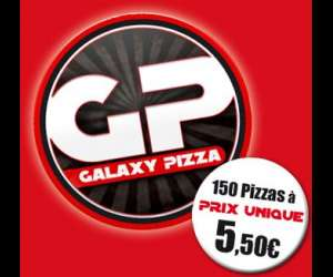 Galaxy pizza