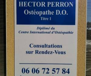 Perron   hector    osteopathe exclusif