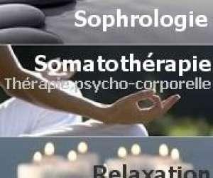 Sophrologie, therapie psychocorporelle, massage de bien