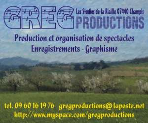 Greg productions
