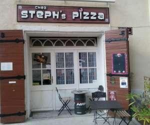 Steph pizza à marsanne