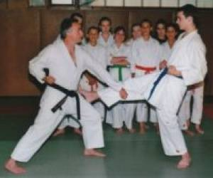 Karate club bourg