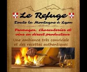Le refuge restaurant savoyard
