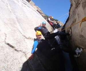 Gecco aventure - escalade canyoning via-ferrata