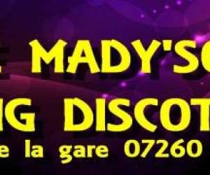 Discotheque le mady