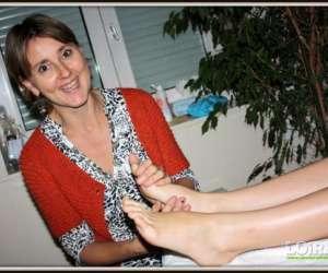 Réflexologie plantaire et massage californien