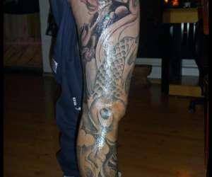 Tattoo style neto