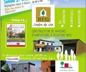 Sarl bfg cadre de vie , constructeurs de maisons bois