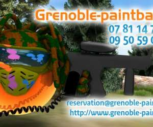 Grenoble paintball
